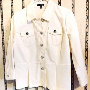 Rafaella cream jacket